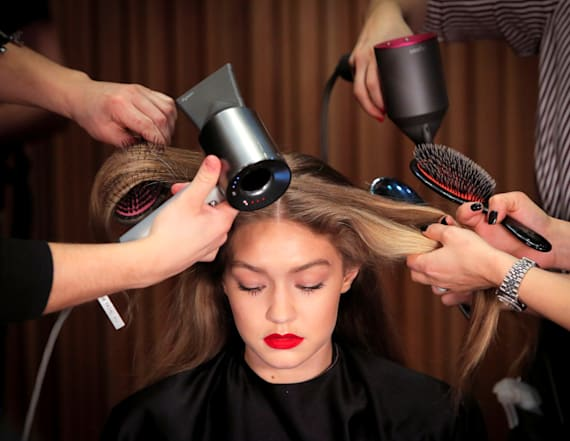 Gigi Hadid gets real about the modeling industry