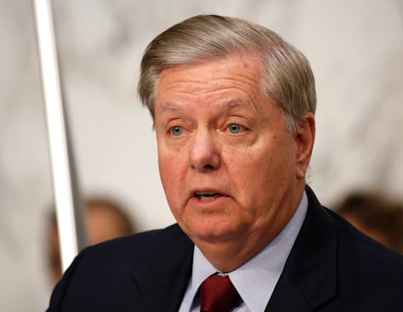 Graham suggests Kavanaugh case won't change his vote