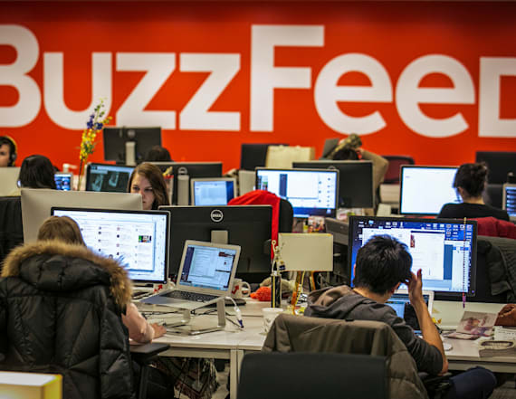 BuzzFeed to lay off 100 employees