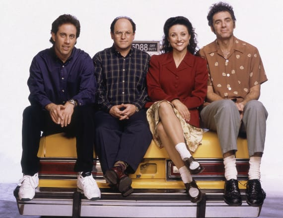 Science: Act like Seinfeld character to lower stress