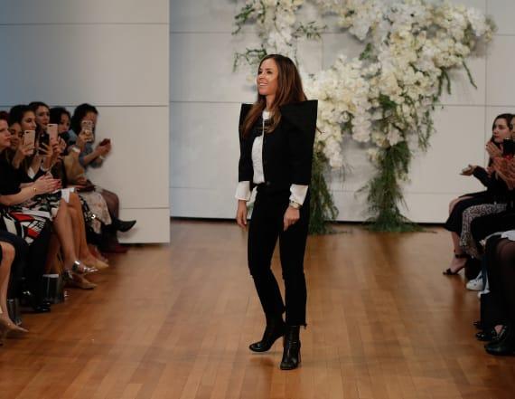 Designer describes perfect wedding dress for Pippa