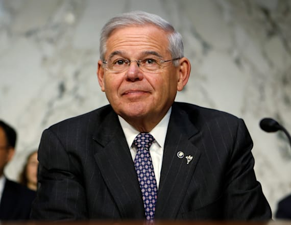 Sen. Bob Menendez facing retrial on bribery charges