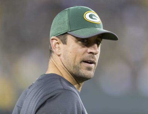 Aaron Rodgers buys minority stake in NBA team