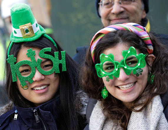 See St. Patrick's Day celebrations around the world