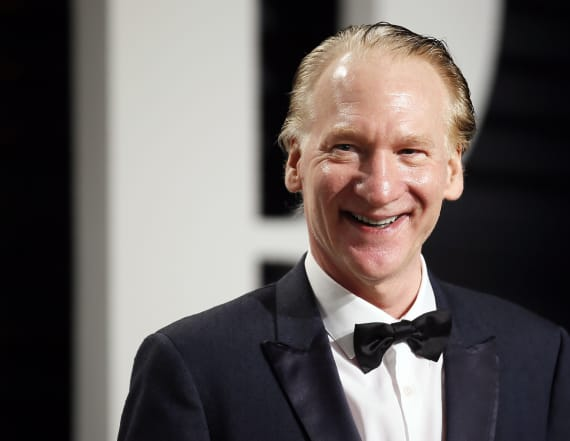 Bill Maher places blame on Fox for Charlottesville