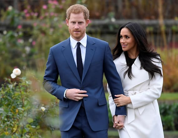 This is the menu Harry and Meghan will likely serve