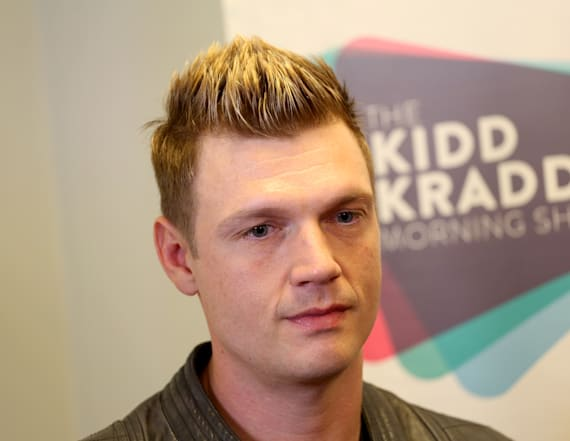 Former teen pop star accuses Nick Carter of rape