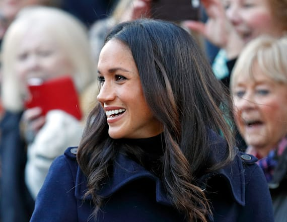This is Meghan's closest pal in the royal family
