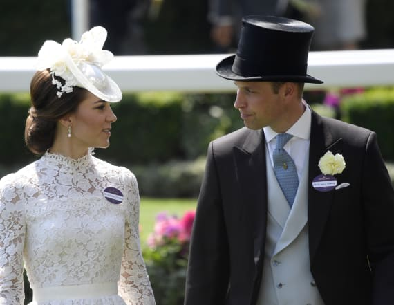 Surprising clothing item is 'welcome' at royal event