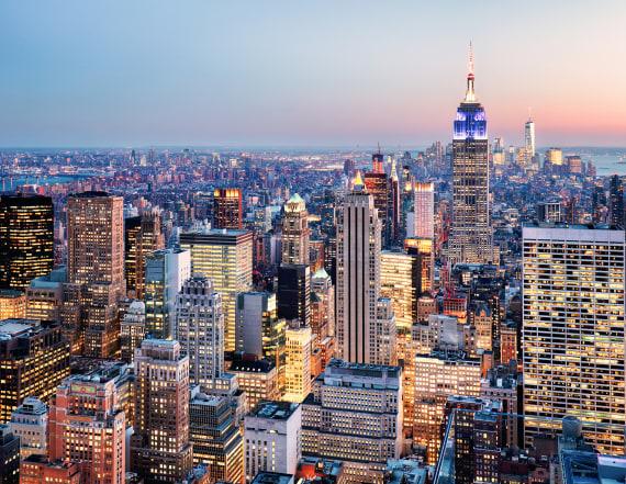 The economies of the 40 biggest US cities