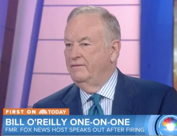 O'Reilly: 'I never mistreated anyone' at Fox News