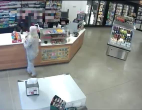 Grandmother suspected in 2 murders nabbed in Texas