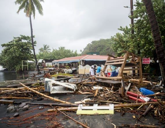 Maria causes 'mind boggling damage' on Dominica