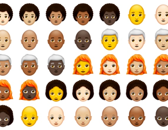 New natural hair emoji spurring controversy