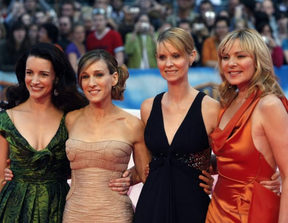 Kim Cattrall and 'SATC' cast were never friends