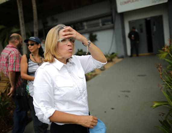 San Juan mayor grades Trump on Puerto Rico response