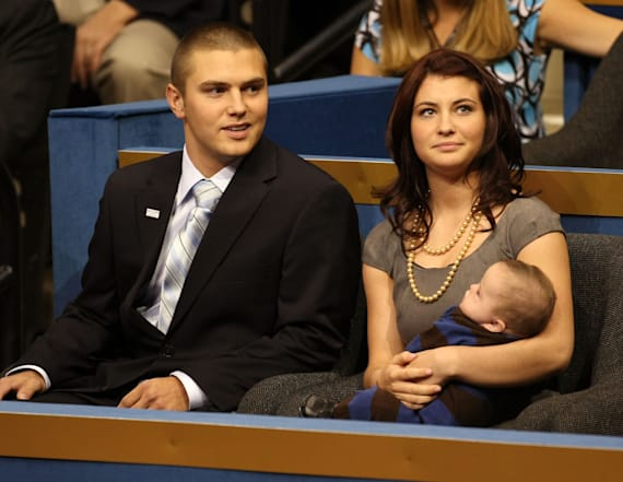Sarah Palin's son, Track, arrested in Alaska