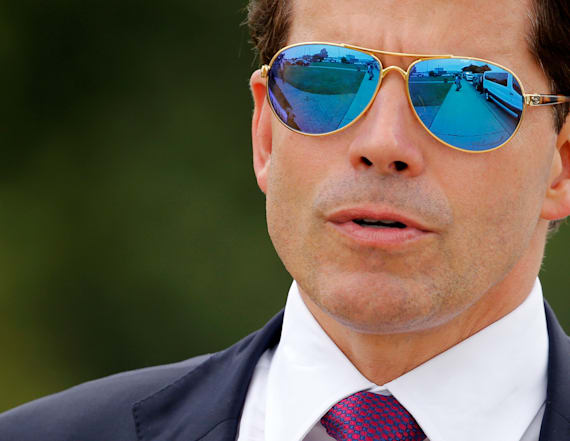 Scaramucci's wife drops bombshell on relationship