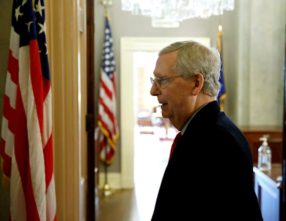 Republicans oppose rule change to end shutdown