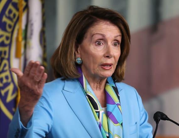 Group favors Kim Jong Un over Nancy Pelosi: Poll