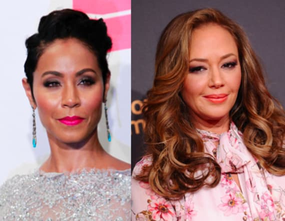 Jada Pinkett Smith responds to Leah Remini