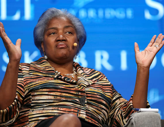 Brazile says Clinton's campaign took over the DNC
