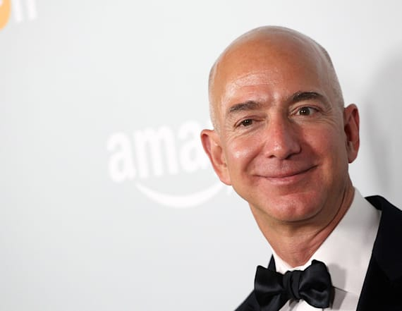 Jeff Bezos may become the world's richest person