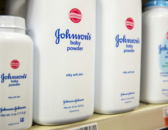 Judge tosses verdict against Johnson & Johnson