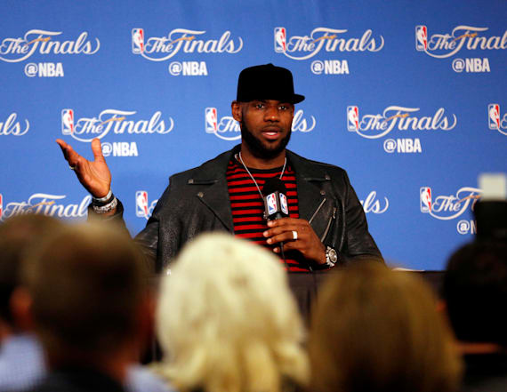 LeBron responds to Ingraham's 'dribble' remark