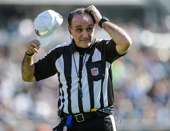 Petition to ban NFL referee reaches 60,000 names