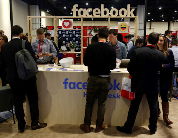 Facebook removes VR shooting demo at CPAC