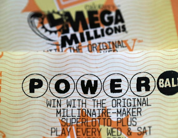 Powerball: $455M winning ticket sold in Pennsylvania