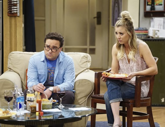 'Big Bang Theory' stars recall awkward dating story