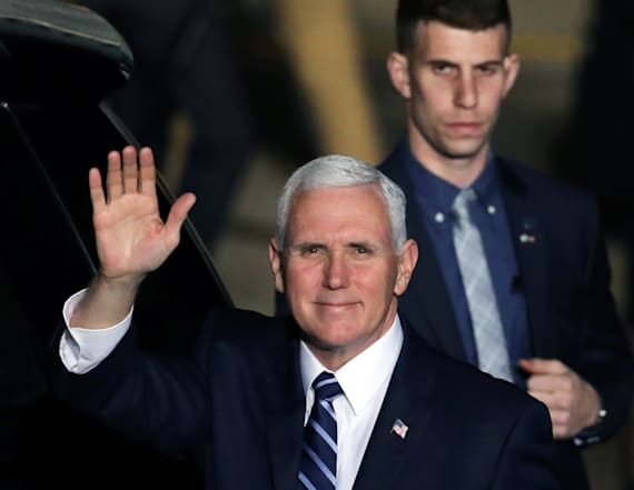 Pence Israel visit overshadowed by Trump declaration