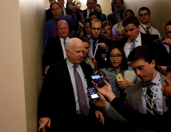 McCain: Here's why I voted no on the 'skinny repeal'