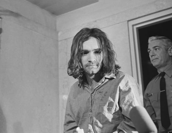 Notorious cult leader Charles Manson dies at 83