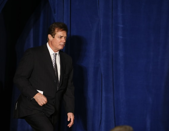 Report: Manafort offered to brief Russian oligarch