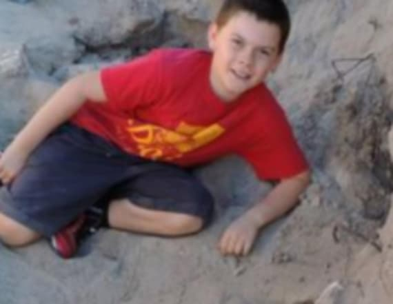 Boy literally stumbles on 1.2 million-year-old skull