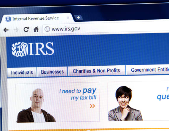 IRS site experiencing issues as tax deadline looms