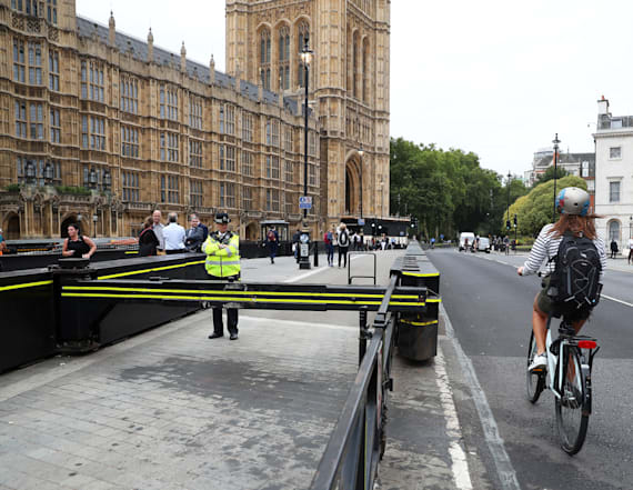 Source: Suspect in UK parliament attack arrested