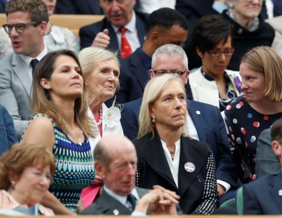 Navratilova: McEnroe paid ten times more by BBC