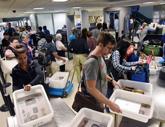 TSA might force you to take books out of carry-on
