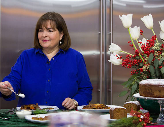 Ina Garten says you're cutting cauliflower all wrong