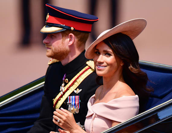 Meghan Markle criticized for her latest outfit