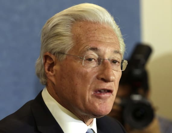 Marc Kasowitz steps aside from Trump's legal team
