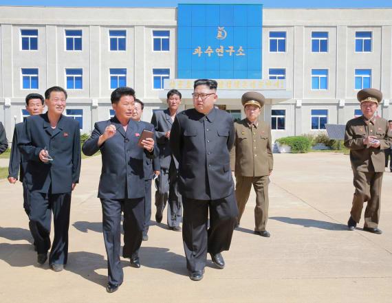 Expert warns of N. Korea's stockpiled nerve agent VX