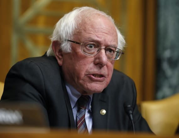 Sanders wants FBI to investigate Kavanaugh's lying