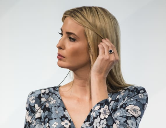 Trump fans rage at Ivanka over refugee remarks