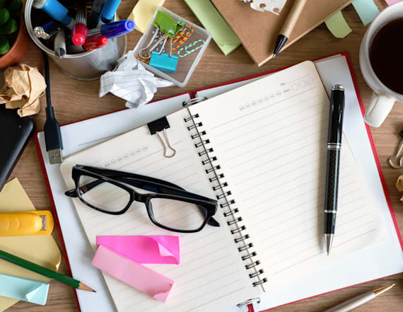 Is clutter cramping your clarity at work?