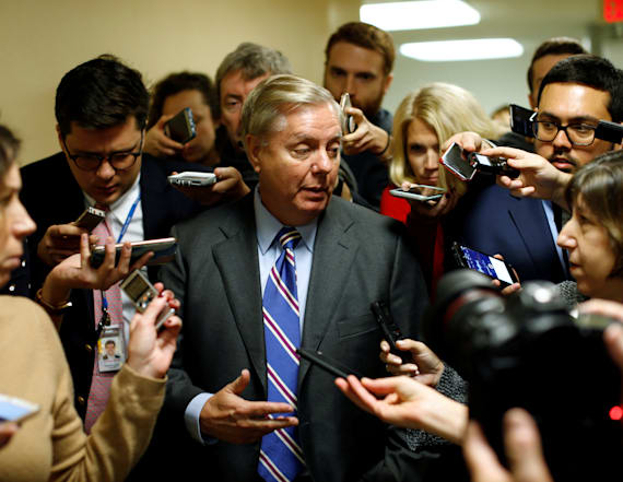 Lindsey Graham won't vote for spending bill